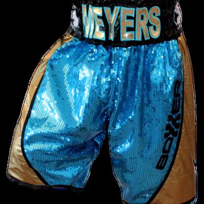 Floyd BX (Michael) Custom Boxing Shorts & Trunks
